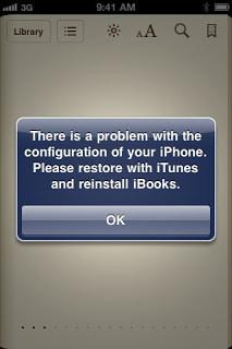 iBooks Error Fix iOS 5.0.1 Jailbreak iBooksFix2