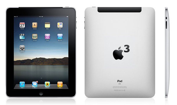 iPad 3 Motherboard - A5X Chip not A6 Processor