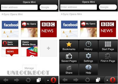 Download Opera Mini V7