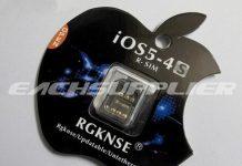 R SIM unlock iPhone S