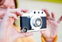 Rangefinder iPhone camera