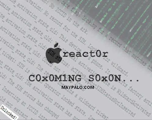 Unlock 04.11.08 Baseband - React0r Unlock