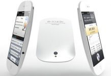 iPhone  concept mouse