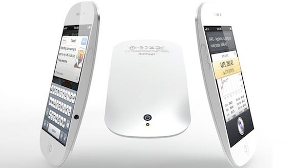 Magic Mouse iPhone Concept