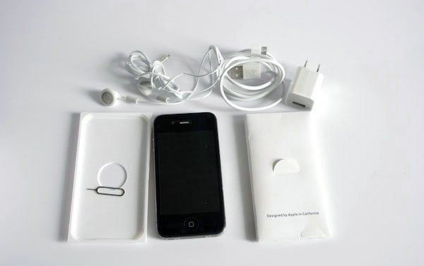 Chinese copy of iPhone 4S
