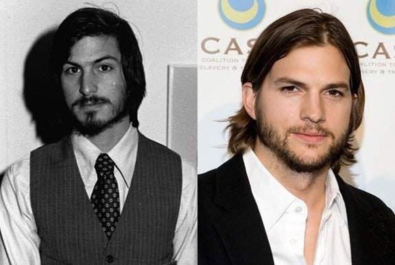 Ashton Kutcher to play Steve Jobs in biopic 'Jobs'