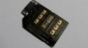 R-SIM 4 Unlock 4.11.08 baseband