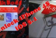 R SIM III Unlock iPhone S