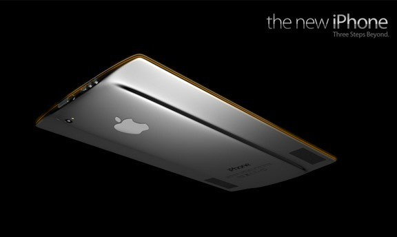 The New iPhone 5 Bottom View