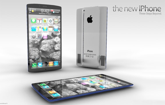 The New iPhone in Aluminium Case