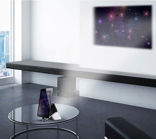 iDelighted Docking Station With Integrated Projector