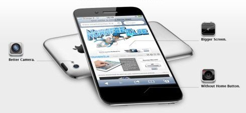 iPhone 5 Will Break Down all Sales Records