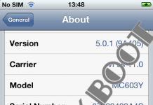 Unlock 4.12.01 Baseband on iOS 5.1 – All info you need to know