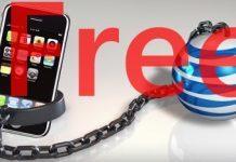 Att free unlock iPhone