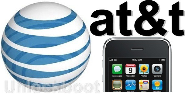 Jailbreak unlocked At&t iPhone