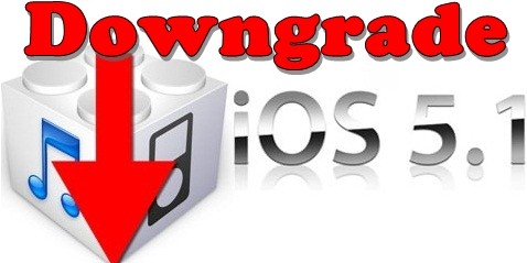 Downgrade iPhone 4S 5.1 to 5.0.1