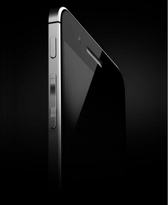 Liquid Metal on next iPhone 5