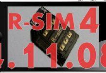 R Sim  Unlock
