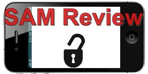 Review of SAM unlock 4.11.08 baseband