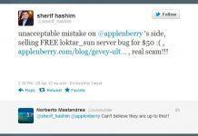 Sherif Hashim ApplenBerry
