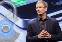 Tim Cook unlock iPhone