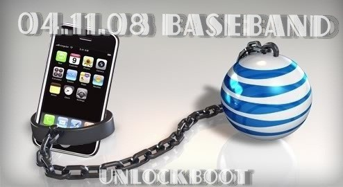 How to Unlock ATT baseband 4.11.08