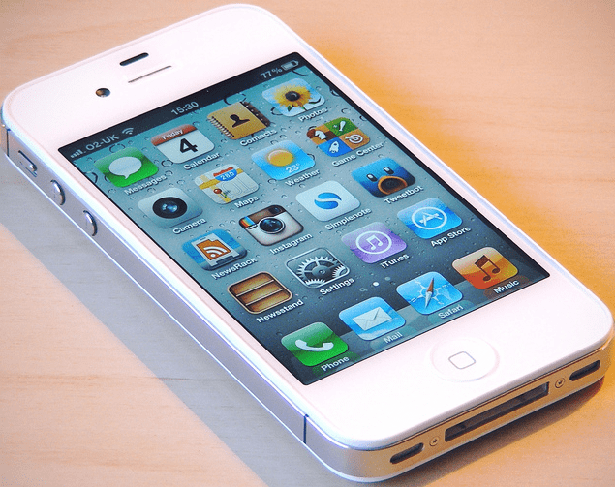iPhone 4 replaced with iPhone 4S