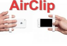 airclip for iPhone S