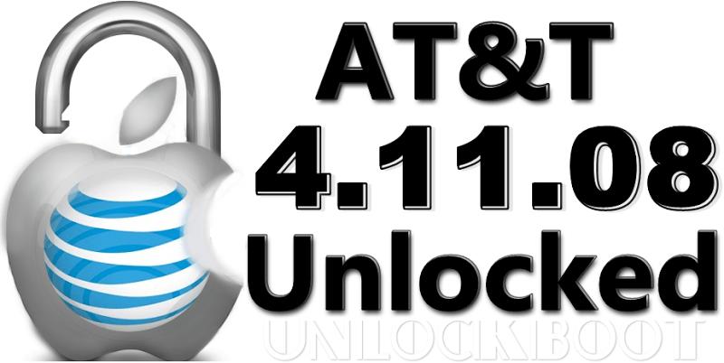 Unlocked 4.11.08 baseband