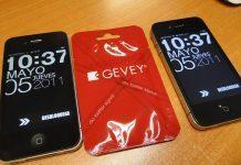 iPhone  Gevey Sim