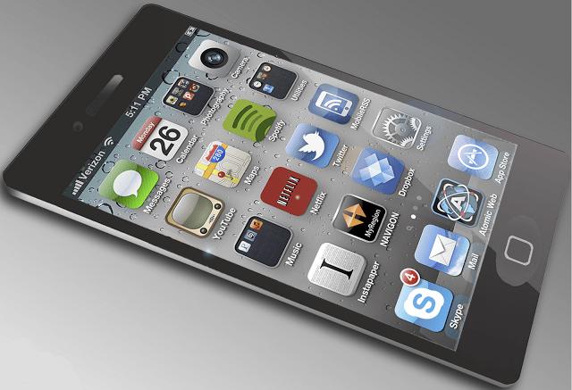 Rumor iPhone 5 concept
