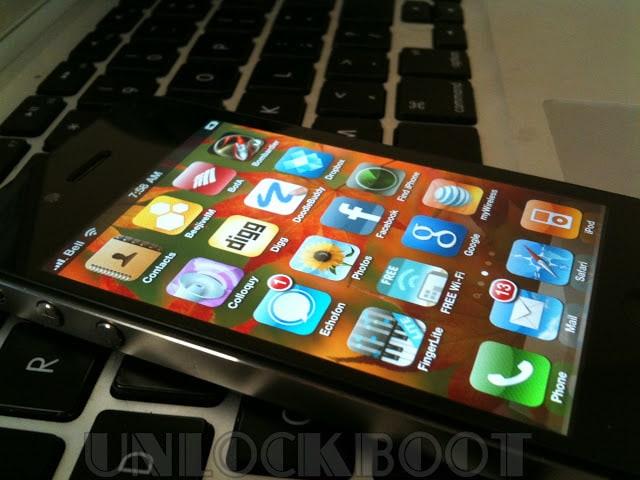 SAM Unlock iPhone 4 baseband 4.11.08
