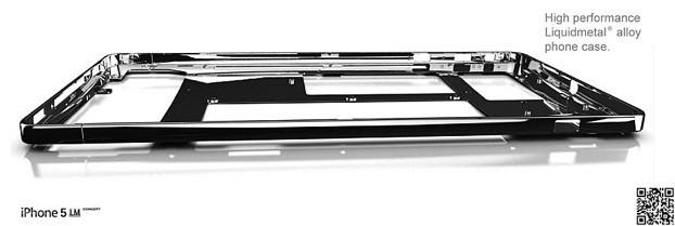 Liquid iPhone 5