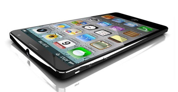 iPhone 5 with 3:2 display