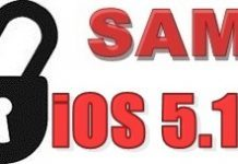 SAM Unlock ios