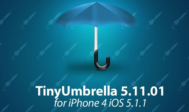 tinyumbrella 5.11.01 for iOS 5.1.1 shsh blobs