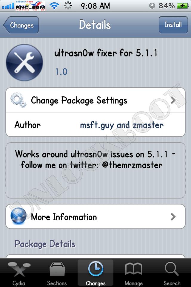 ULTRASNOW 5.1.1 TÉLÉCHARGER