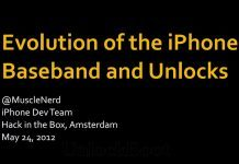 evolution of the baseband unlocks