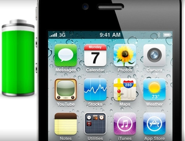 Improve battery Life on iOS 5.1.1 firmware