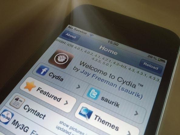 iOS 5.1.1 Jailbroken Untethered