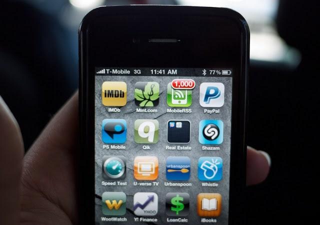 AT&T Unlocked iPhone 4