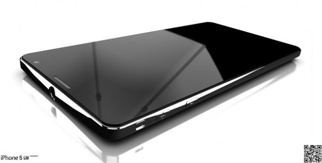 iPhone 5 Liquid Metal 2013