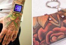 implant magnets arm iPod nano