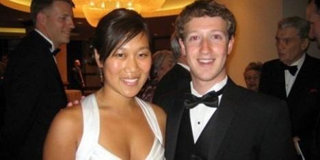 Zuckerberg married Priscilla Chan