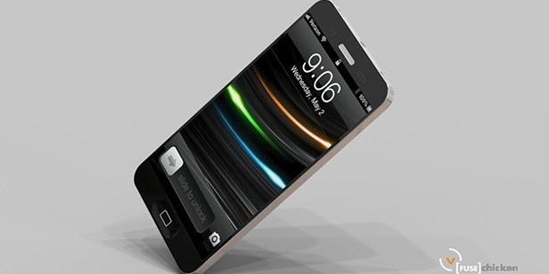 iPhone 5 2012 last concept