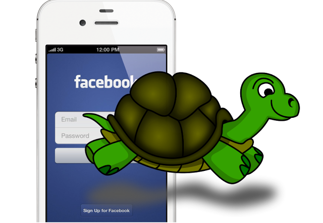 Facebook redesign iPhone Application