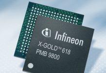 Infineon Baseband Chip X