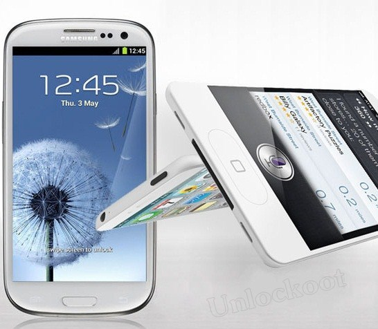 iPhone 5 will be better than Samsung Galaxy S3
