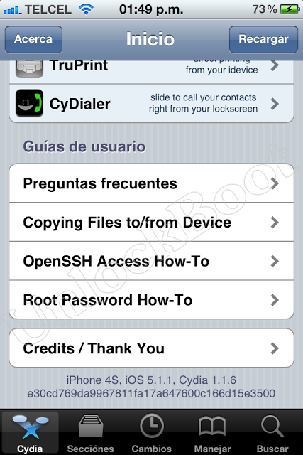 Unlock iPhone 4S with GEVEY SIM