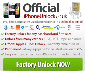 Unlock iPhone 4 4.12.01